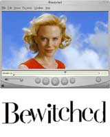 Nicole as Bewitched